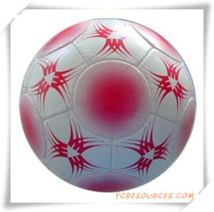 Excellent Football/Soccer, Made of PVC for Promotion pictures & photos