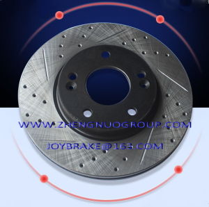 High Performance Spare Car Parts Brake Disc for BMW pictures & photos