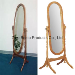 Oval/Long/Tall Standing Floor Mirror pictures & photos