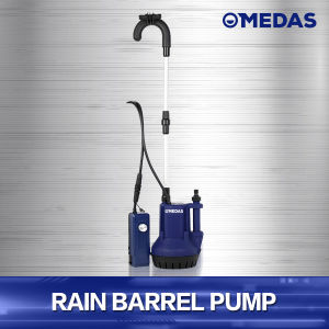 Submersible Rain Barrel Water Pump Battery Function pictures & photos