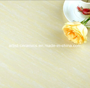 Polished Porcelain Line Stone Ceramic Floor Tile Prices From Foshan (APL6A02) pictures & photos