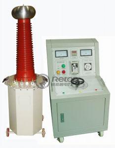 RTYD High Voltage Test Set (Manual Control Panel)