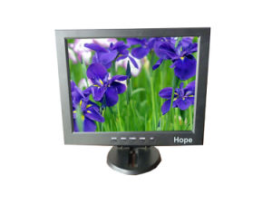 "12"" DC12V Color LCD Monitor for Car / PC pictures & photos"