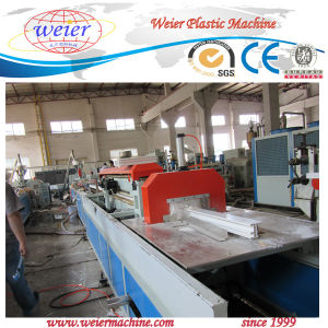 PVC Window Door Profile Production Line with CE pictures & photos