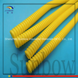 21mm Od Protective Spiral Wire Conduit Corrugated Tube Tubing pictures & photos