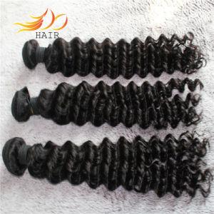 Wholesale 100% Brazilian Remy Hair Deep Wave Human Hair Extension pictures & photos