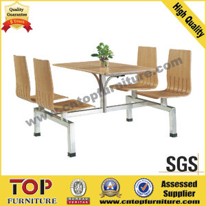 Stainless Steel Fast-Food Restaurant Sets pictures & photos
