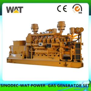 Water Cooler Natural Gas Generator Set 400kw (WT-400GFT) pictures & photos