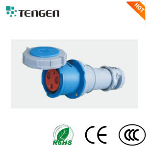 AC 60Hz 440V 3pin 4pin 5pin Industrial Connector pictures & photos