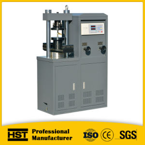 300kn Brick Cement Compression Testing Machine with ASTM Certification