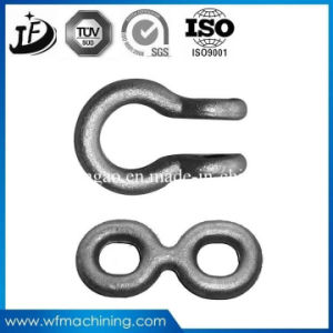 Customized Steel/Aluminum/Brass/Iron Drop Forging for Flanges/Knuckle pictures & photos