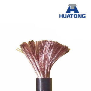 Single Core Rubber Sheathed Copper Welding Cable pictures & photos