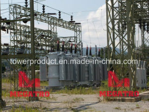 Megatro 115kv-46kv Substation Framework (MGS-SF115) pictures & photos