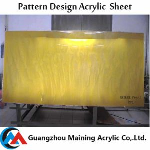 Acrylic Sheets for LED Lamps Decoration