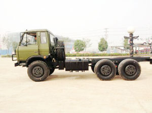 Dongfeng 6X6 Military Truck Chassis for Sale