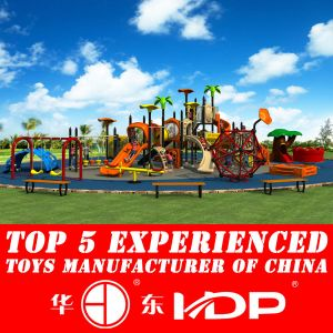 2017 Newest Outdoor Plastic Material Playground Games (HD14-110A) pictures & photos
