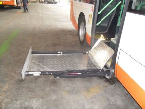 Wheelchair Lifts for Handicapped Passenger pictures & photos