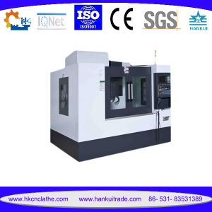 High Speed CNC Vertical Turning Center Vmc850la pictures & photos
