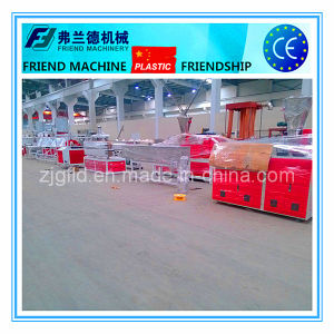 PVC Sweep Pipe Production Line pictures & photos