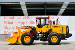 5t Wheel Loader LG956L for Mining, Rock or Coal pictures & photos