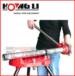 Ratchet Pipe Threader /Manual Pipe Threading Machine (12R) pictures & photos