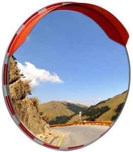 Outdoor and Indoor Acrvlic Round Convex Mirror pictures & photos