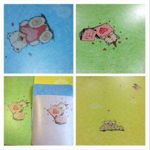 2017 Personalized PVC Laminate Anti-Slip Flooring Professional Non-Woven 3D Flooring pictures & photos