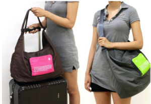 Folding Cross Bag for Luggage pictures & photos