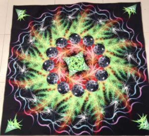 Magic Color Square 3D Printing Carpet Waterproof Pad