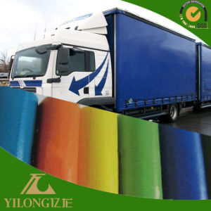 Waterproof PVC Polyester Fabric for Truck Cover