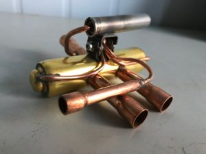 3 Way Valve of Air Conditioner pictures & photos