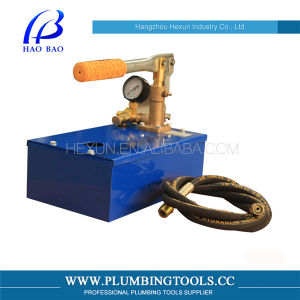 2014 Hot Selling Hand Pressure Test Pump (SY-160)