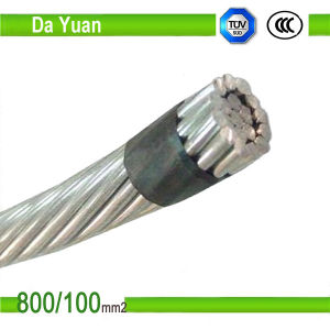 Electric Cable, Electrical Cable AAC/AAAC/ACSR, Aluminum Conductor Steel Reinforced pictures & photos