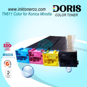 Color Toner Tn611 Copier for Konica Minolta Bizhub C451 C550 C650 Spare Parts pictures & photos