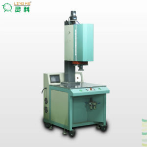 Plastic Spin Friction High Frequency PVC Welding Machine pictures & photos