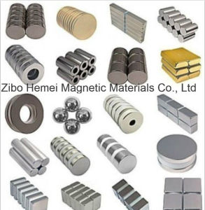 NdFeB Magnetic, Permanent Magnet-2 pictures & photos