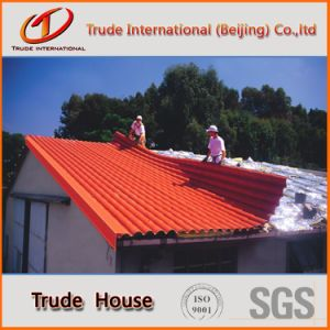 Customized Light Steel Structure Mobile/Modular/Prefab/Prefabricated House pictures & photos