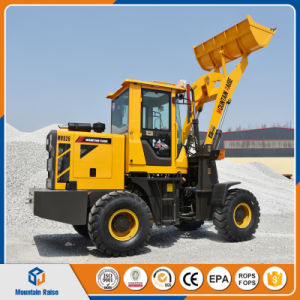 Construction Equipment Automatic Zl18 Small Wheel Loader pictures & photos