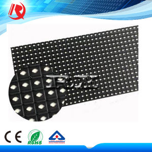 Single White P10 LED Module Programable LED Panel Display pictures & photos