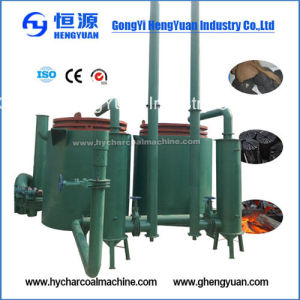 High Temperature Wood Sawdust Briquette Charcoal Furnace pictures & photos