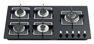 Build-in Gas Hob with Five Cast Iron Burner Jz5-Oh-Az01 pictures & photos