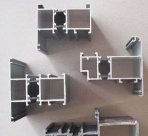 Broken Bridge Aluminum Window Door Aluminium Profile for Sound Insulaiton pictures & photos