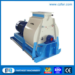 Tear-Circle Poultry Feed Grinder Hammer Mill pictures & photos