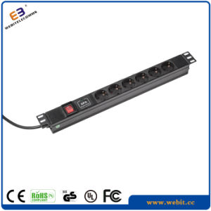 German Power Strip for Rack pictures & photos
