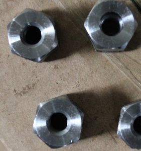 Nut with CNC Machined pictures & photos