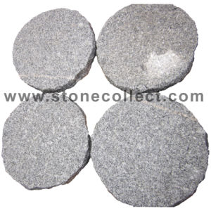 Round Granite Paving Stone pictures & photos