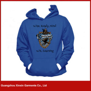 OEM Fashion Custom Polar Fleece Sublimation Hoody Sweatshirt (T81) pictures & photos