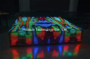 P25 Portable LED Module for Dancing Floor, Ceiling Decortaion pictures & photos