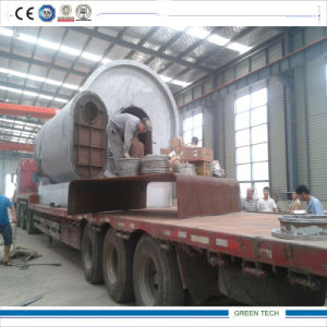 Plastic Scrap Refining to Oil Machinery pictures & photos