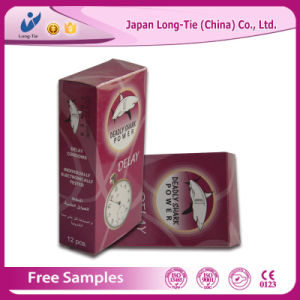 OEM Health and Safe Gift Fast Sex Natural Latex Condom From China pictures & photos